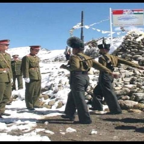 Know, how india be strong than china on doklam border