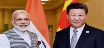 during pm modi and xi jinping meeting india will not soften on terrorism from pakistan