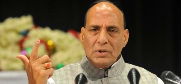 we want to make India a world leader says home minister rajnath singh.