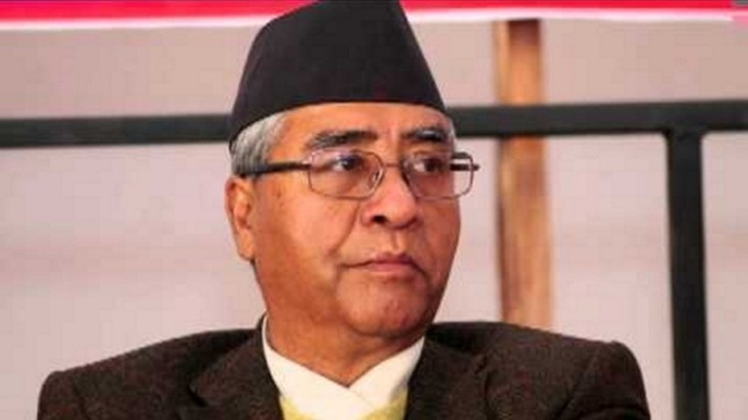 Nepal PM Sher Bahadur Deuba said that nepal got Benefits of Indias Development after Independence