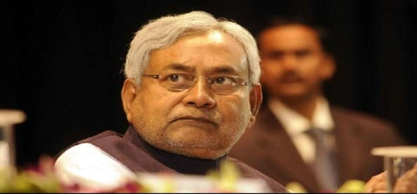 Election commission recognizes Nitish Kumar led faction as JDU and gives them arrow symbol