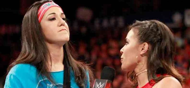 wwe edited boos from bayleys segment of raw