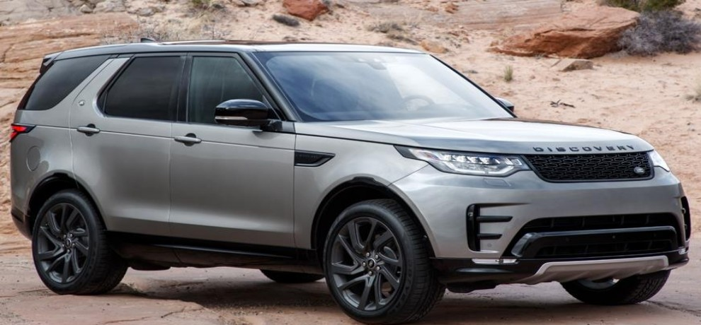land rover starts booking of new discovery, available in petrol and diesel