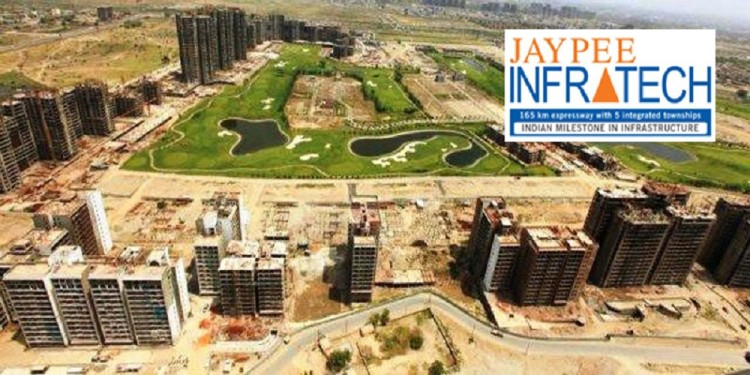 jaypee group gives possesion five thousand flats