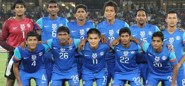 FIFA Ranking India drop one place Reached 97th Spot