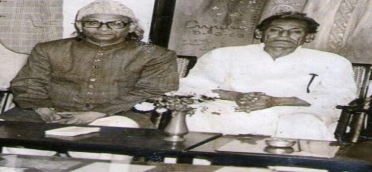 देशनवी और कैफ़ भोपाली