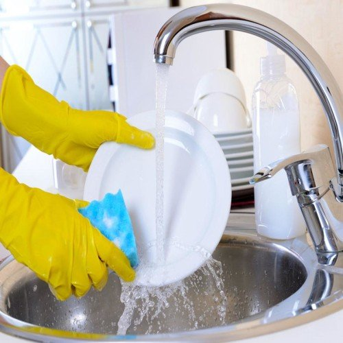 washing dish sponge can make you sick, know the reasons and preventions