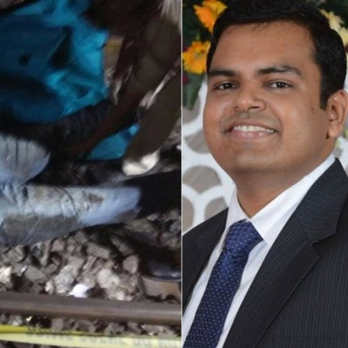 ias mukesh pandey was wondering and talking to himself before suicide in ghagiabad