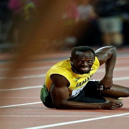 Sad farewell of Usain Bolt ends glittering career with injury