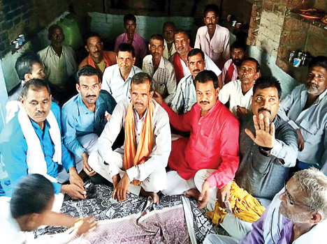 BDC members unite against block chief Tilak
