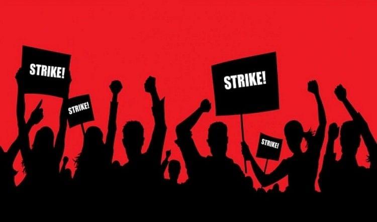 आज ट्रेड यूनियनें हड़ताल पर, ट्रकों से ढुलाई होगी प्रभावित