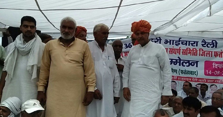 attack on jat leader yashpal malik at fatehabad