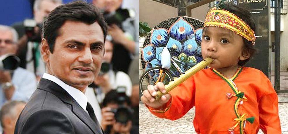 नवाज का बेटा बना कृष्ण, खुद नहीं बन पाए थे राम-लीला का हिस्सा