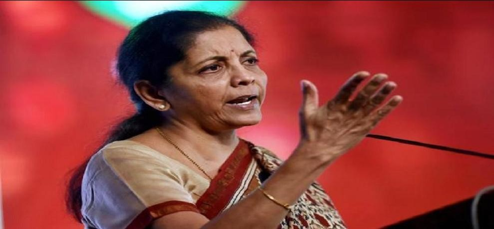 nirmala sitaraman Centre Agrees To Grant Exemption To Tamil Nadu Students