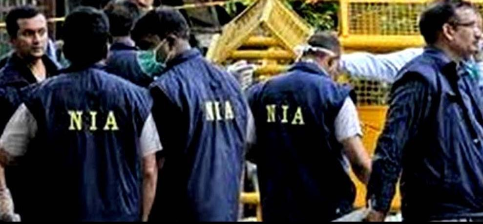 NIA RAIDS 12 LOCATIONS OF JAMMU AND KASHMIR IN TERROR FUNDING MATTER