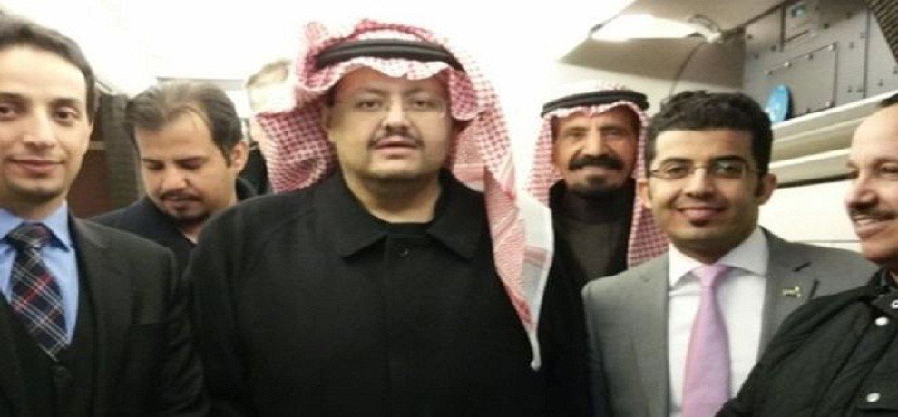 in two years three Princes of Saudi Arab missing