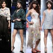 Lakme Fashion Week 2017 day 1 Disha Patani, Sonal Chauhan sayani guptawalked the ramp for designers