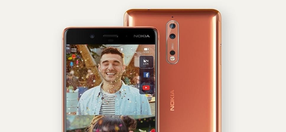 Nokia 8: Is this phone beat samsung galaxy s8 and oneplus 5 ?