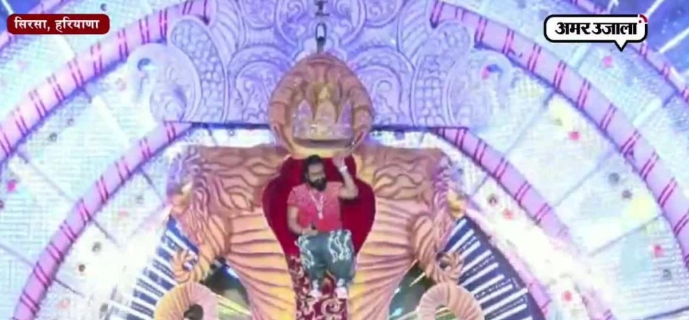 MASSIVE 50TH BIRTHDAY CELEBRATION OF DR. MSG IN SIRSA, HARYANA
