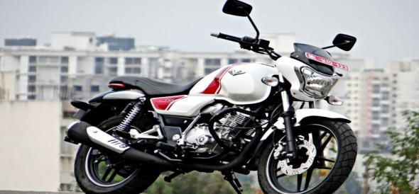 five things to know about bajaj V-12 disc