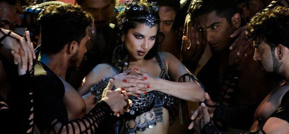 Sunny Leone Item Number Trippy Trippy From Sanjay Dutt Film Bhoomi Released