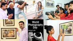 World Photography Day celebration in kanpur