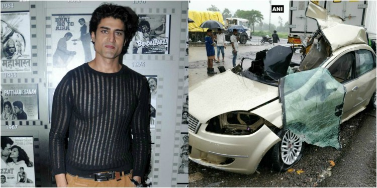 TV Serial Mahakali Actors Gagan Kang And Arijit Lavania Died In A Road Accident