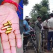 firing on officers of L and t in ambedkarnagar