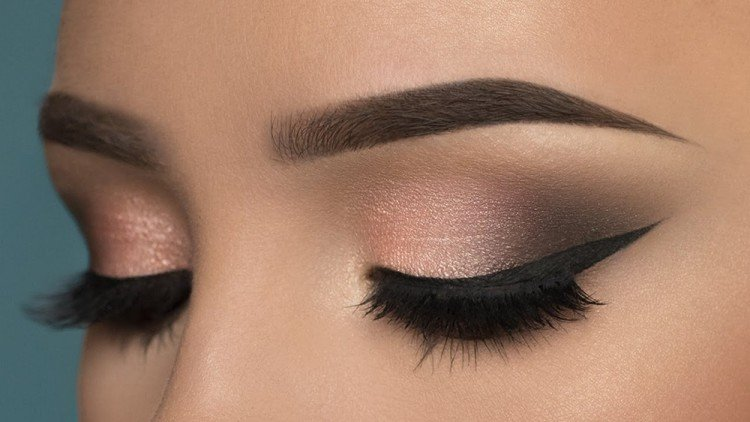 These Eye Make Up Make Your Small Eyes More Attractive And Beautiful