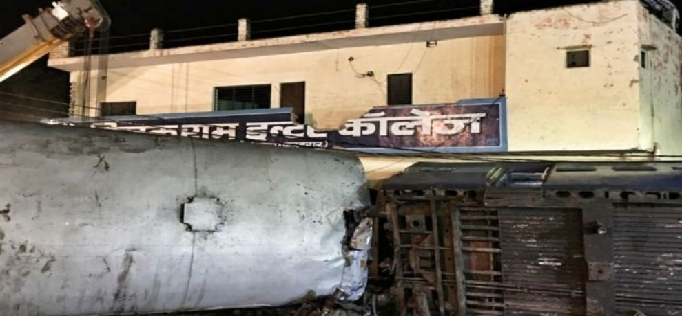 See in pictures, utkal express derailment and facts about incident