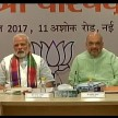 modi and shah me today with bjp chief-minister