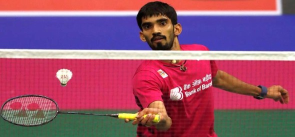 All eyes on Kidambi Srikanth as he starts campaign at French Open Badminton 2017