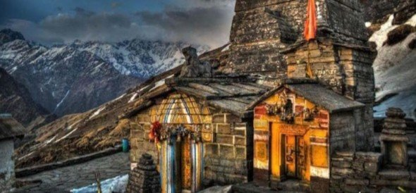 know the secret of world exalted lord shiva temple tungnath uttarakhand