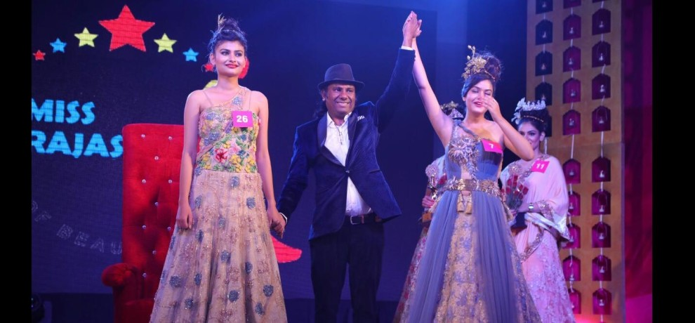 elite miss rajasthan 2017 grand finale concluded in jaipur