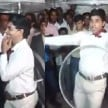 Watch man doing Pahiya Dance in Baraat