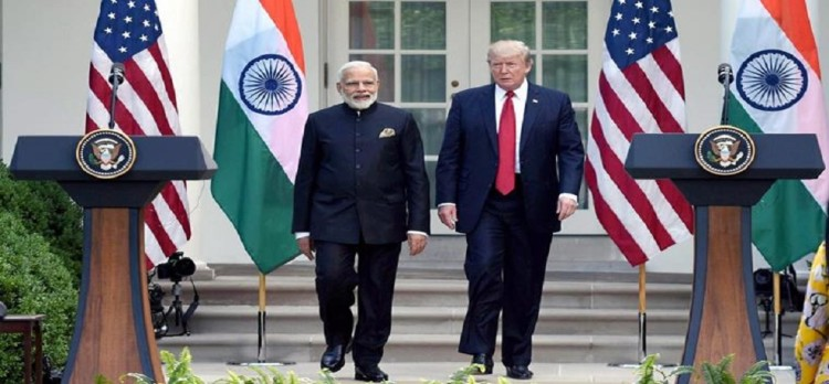 India-US relations is strong in Trump Government says white house official