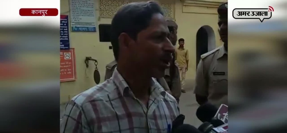 PAKISTAN RESIDENT IDRISH RELEASED FROM KANPUR JAIL