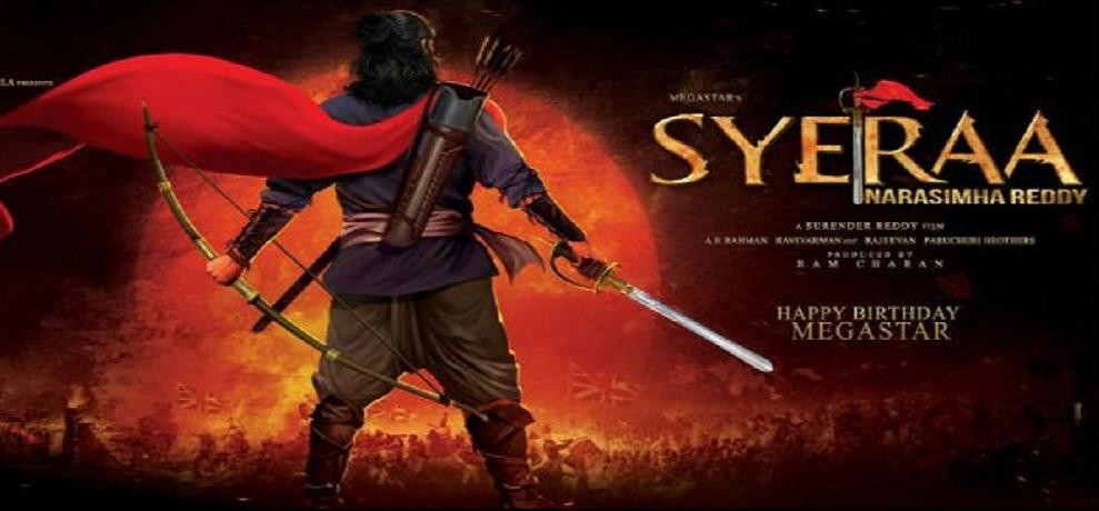Action choreographer Tony Ching will joined team of Sye Raa Narsimha Reddy