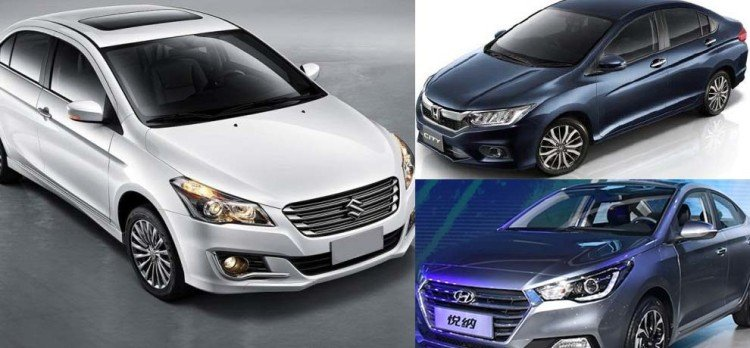 Honda City Vs Hyundai Verna Vs Maruti Ciaz: Price and Features comparision