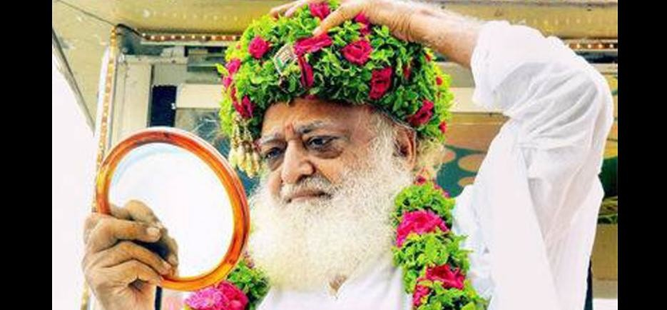am bearing the burden of false allegation, Asaram said