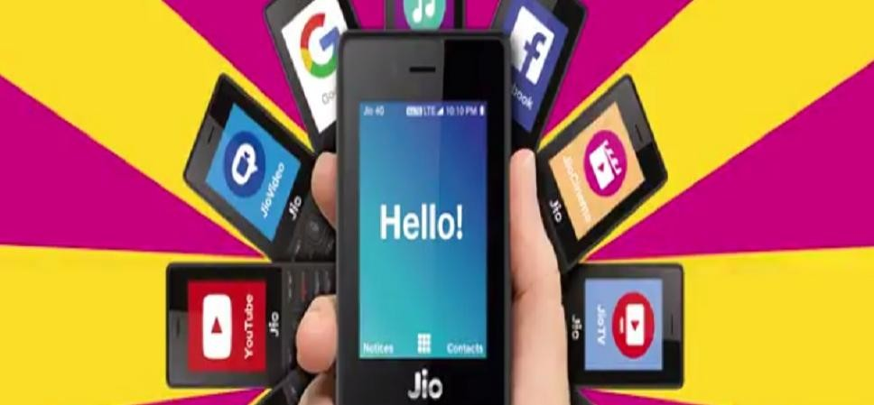 Jio Phone listed on OLX For at Rs 2500