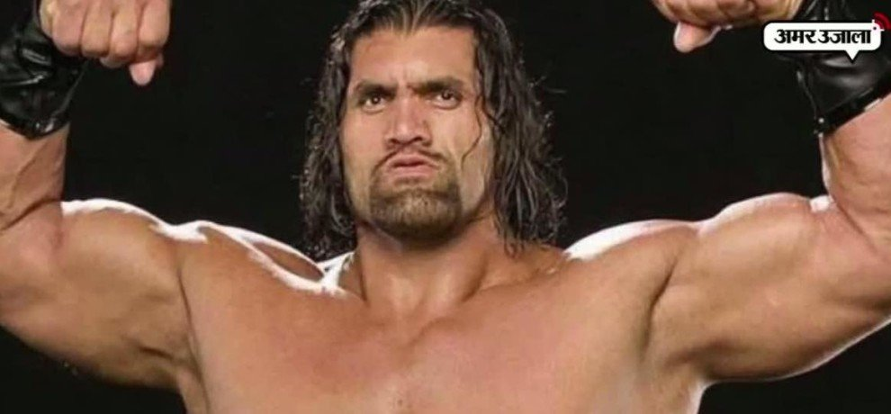 great khali fans became happy from khali this ativity