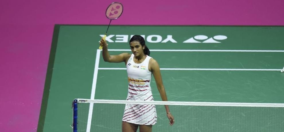 k srikanth pv sindhu enters in quarter final of french open saina nehwal exits