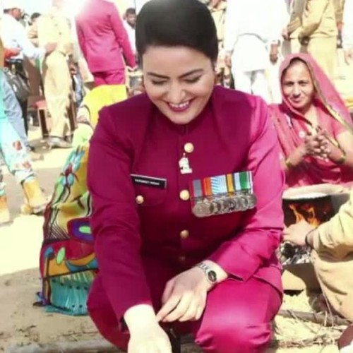 Honeypreet Insan Arrested After TV Appearance