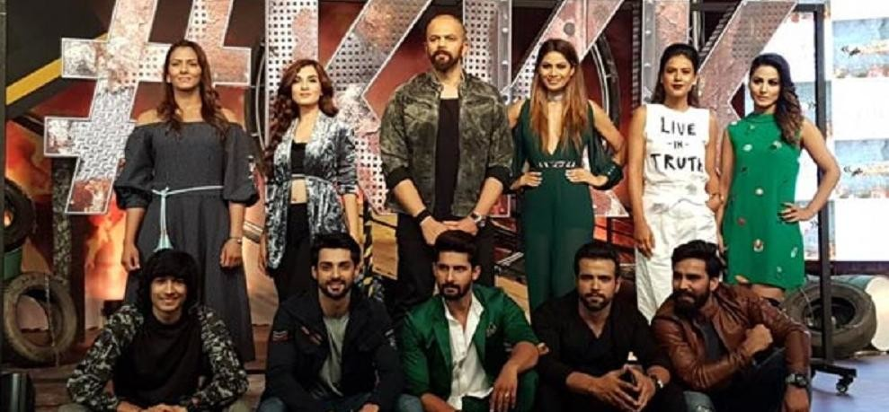 rohit shetty hosted khatron ke khiladi is top ranked television show by barc ranking