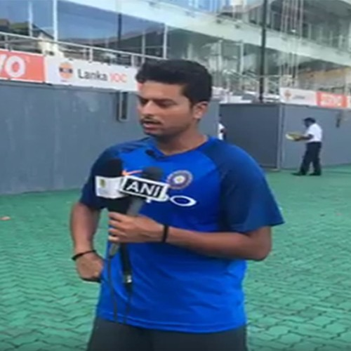 kuldeep yadav Says what should be the tendency of a bowler