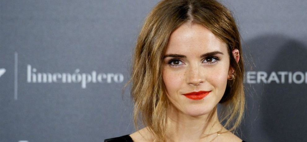Beauty And The Beast Actress Emma Watson Became Most Inspiring Celebrity For Teenager