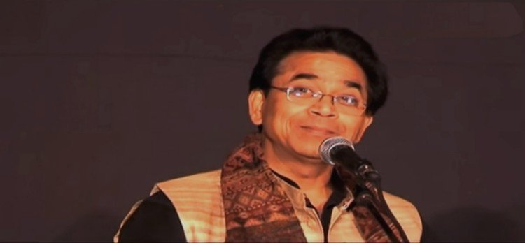 Ashok Chakradhar poetry democracy
