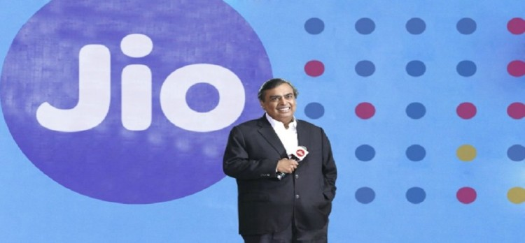 Reliance jio voucher beat other telecom company