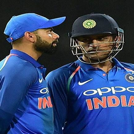 virat kohli surpass MS Dhoni as most consecutive international Win